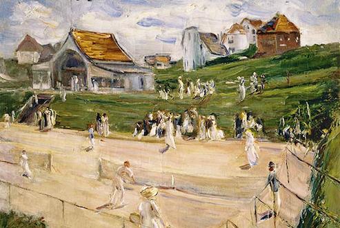 Najaarslezing De Oude Dorpskern Max Liebermann, schilder van Noordwijk