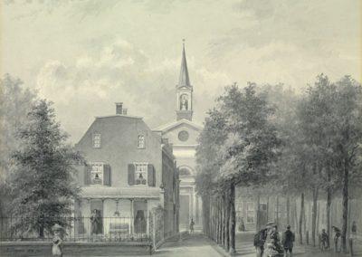 Het Lindenplein – 1878