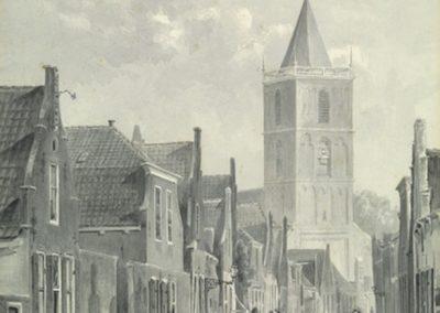 Kerkstraat – 1876