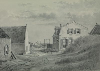 Het Instituut Schreuders – Voorstraat – 1867