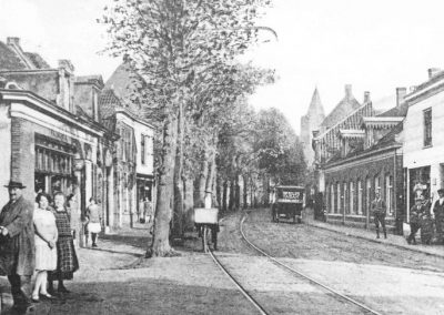Entree-Voorstraat