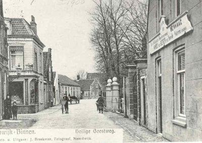 Heilige-Geestweg-Kerkstraat