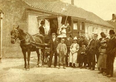 Vervoer-Paarden