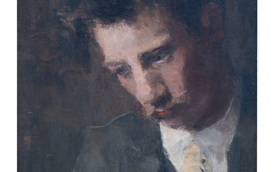 Albert Verwey en zijn tijd; een concertlezing
