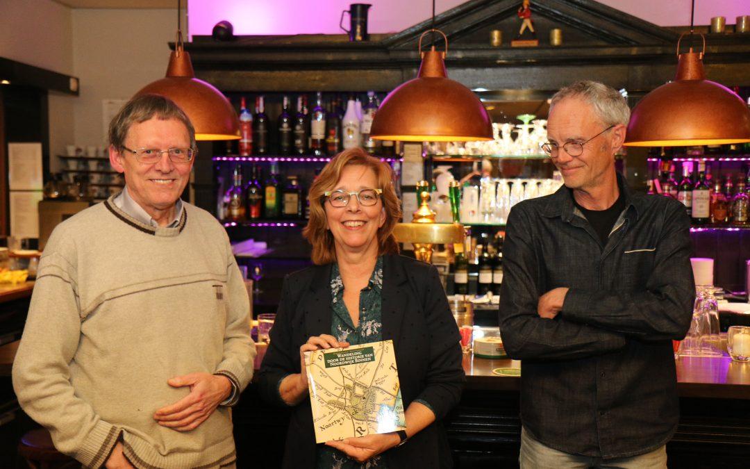 Een nieuwe uitgave over de historie van Noordwijk Binnen