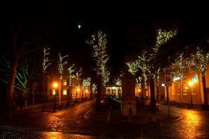 Ontsteken Sfeerverlichting Voorstraat